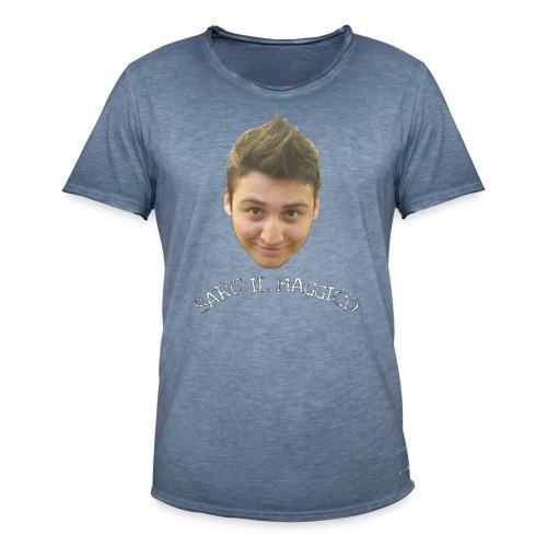 FACCIONE DI SARO - Maglietta vintage da uomo