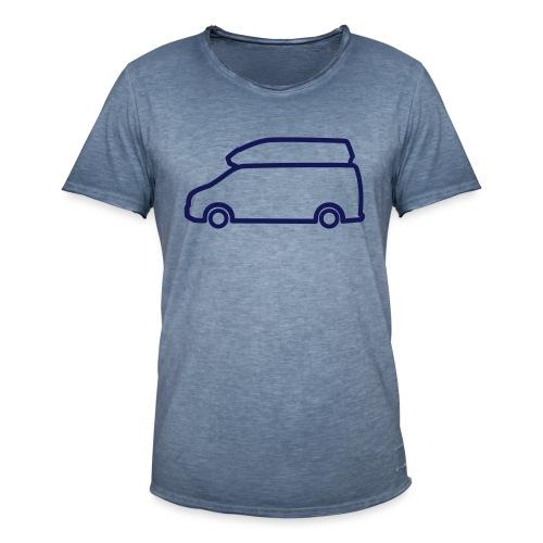 NUGGET Plus Solo - Männer Vintage T-Shirt