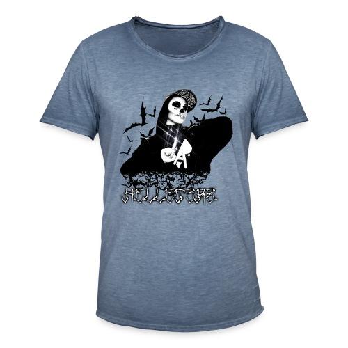 HELLSTARZ Lillie V - T-shirt vintage Homme