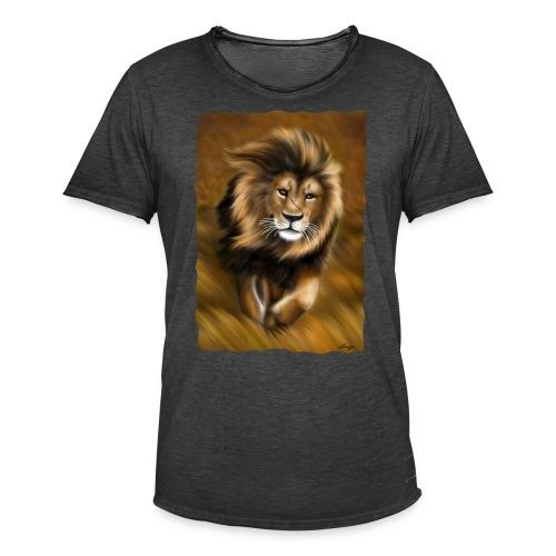 Il vento della savana - Maglietta vintage da uomo