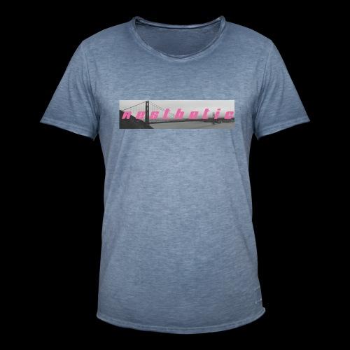 aesthetic_V1 - Männer Vintage T-Shirt