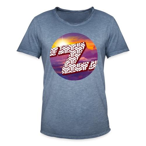 Zestalot Designs - Men's Vintage T-Shirt