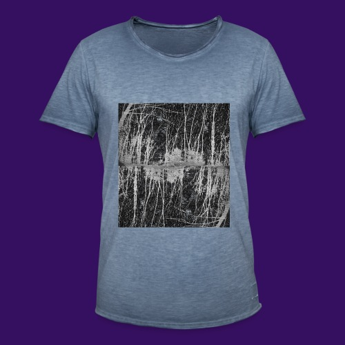 Düsterwald - Männer Vintage T-Shirt