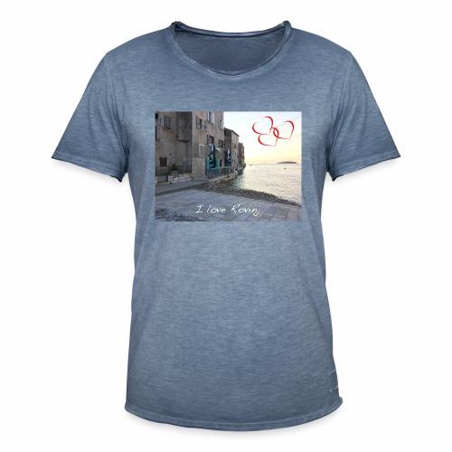 I love Rovinj - Männer Vintage T-Shirt