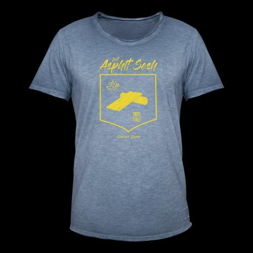 fast Asphlt Sesh - Camiseta vintage hombre