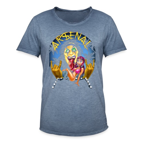 Showband t-shirt - Men's Vintage T-Shirt