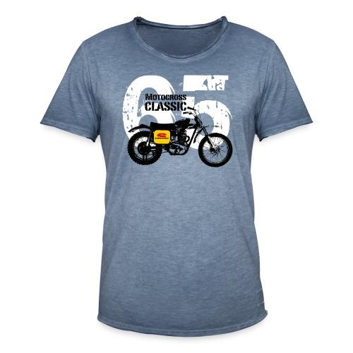 M129 - T-shirt vintage Homme