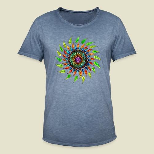 Celebrate Life - Männer Vintage T-Shirt