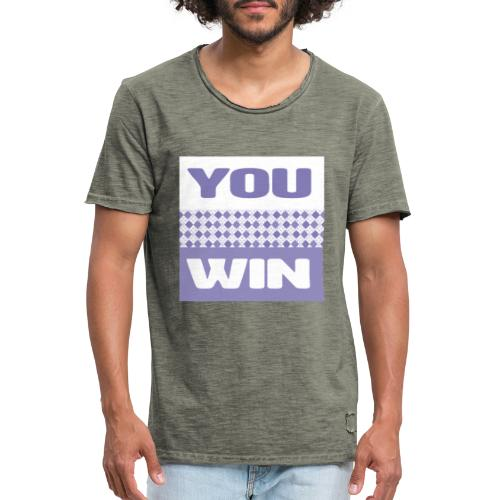 you win 29 - Men's Vintage T-Shirt