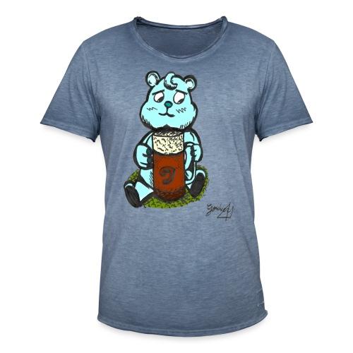 Ours Triste AngelerasCorp - T-shirt vintage Homme
