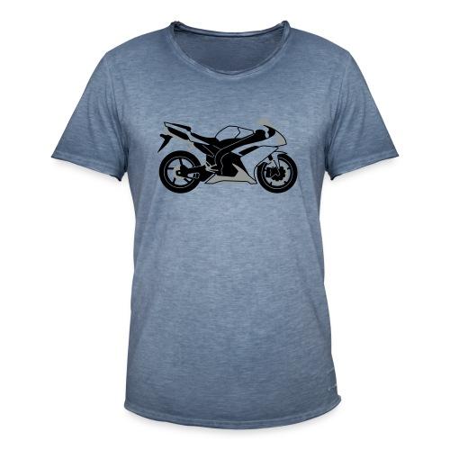 R1 07-on V2 - Men's Vintage T-Shirt