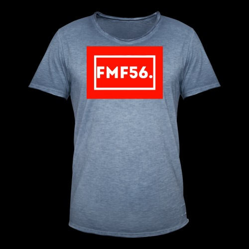 FMF56 - Männer Vintage T-Shirt
