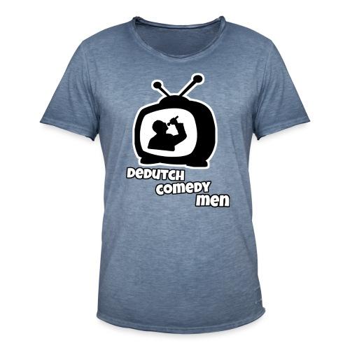 DeDutchComedyMen - Mannen Vintage T-shirt