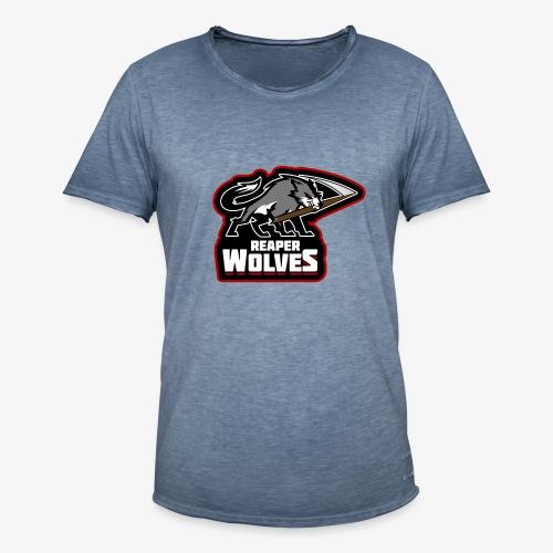 Reaper Wolves Original - T-shirt vintage Homme