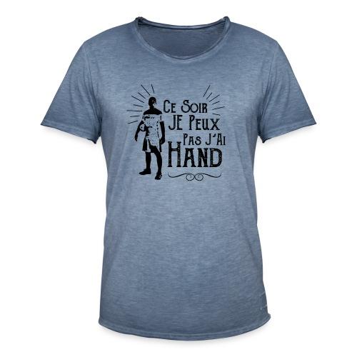 jaiHand - T-shirt vintage Homme