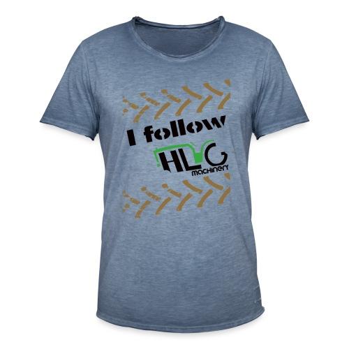 Je suis HLG ! - T-shirt vintage Homme
