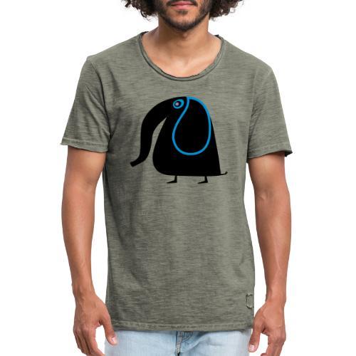 Rocco l'elefante - Maglietta vintage da uomo