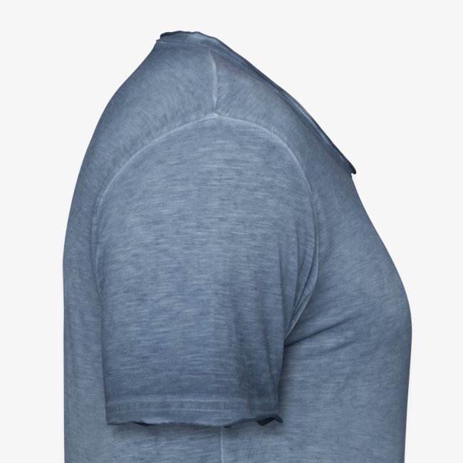 Vorschau: Glück Pferd - Männer Vintage T-Shirt