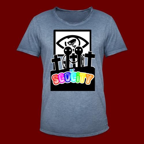 21's scocity - T-shirt vintage Homme