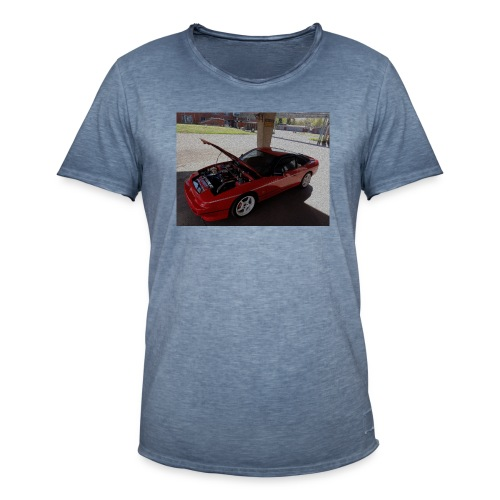s13 - Miesten vintage t-paita