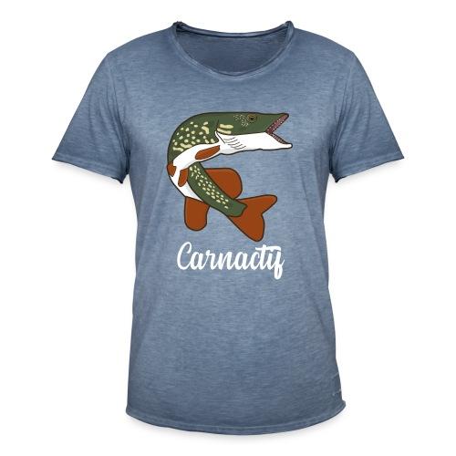 brochet carnactif - T-shirt vintage Homme