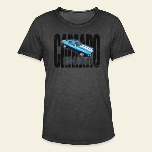 70 Camaro - Herre vintage T-shirt