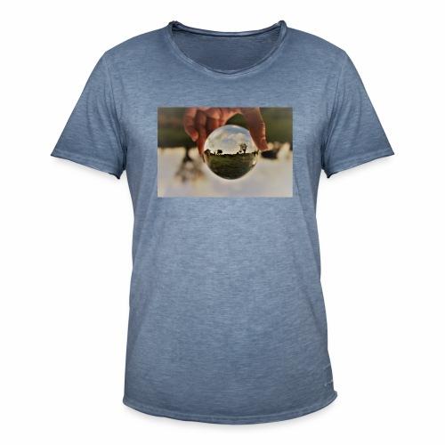 campagne salentine - Maglietta vintage da uomo
