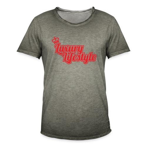 Luxury lifestyle t-shirt Brand New - Men's Vintage T-Shirt