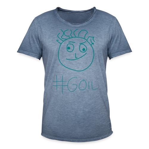 #Goil - Männer Vintage T-Shirt