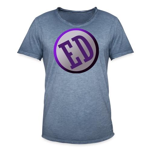 ENDERDAZZ - Men's Vintage T-Shirt