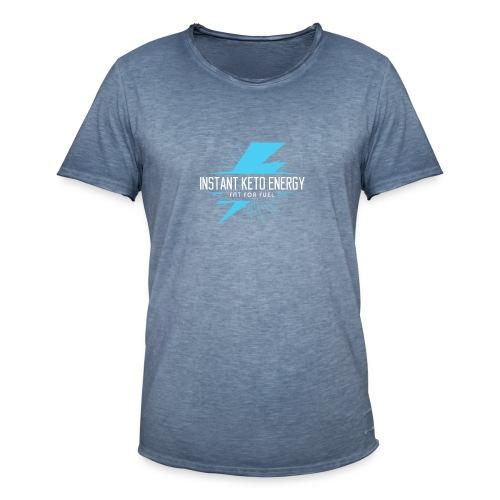 instantketoenergy - Männer Vintage T-Shirt