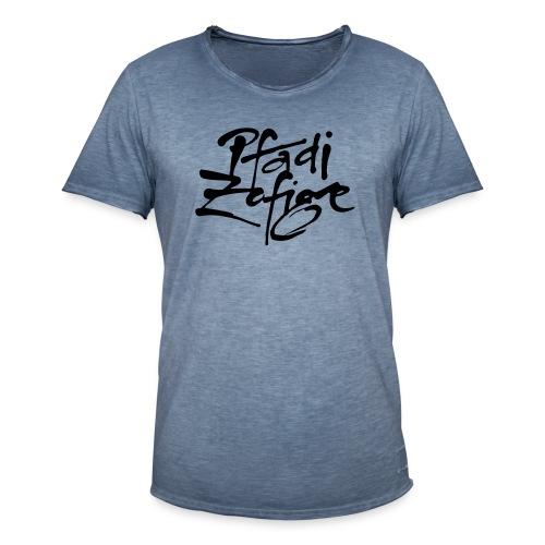 pfadi zofige - Männer Vintage T-Shirt