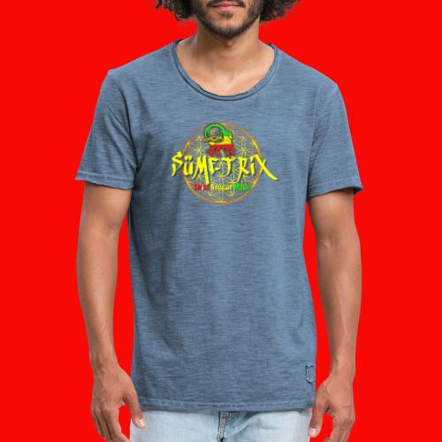 SÜEMTRIX FANSHOP - Männer Vintage T-Shirt