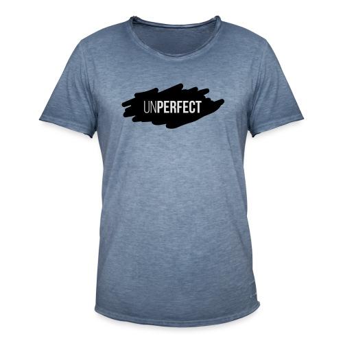 UNPERFECT LOGO 2 - Männer Vintage T-Shirt