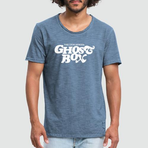 Ghostbox - Männer Vintage T-Shirt
