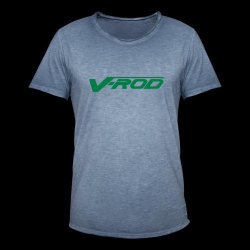 VROD VRSC1 - Männer Vintage T-Shirt