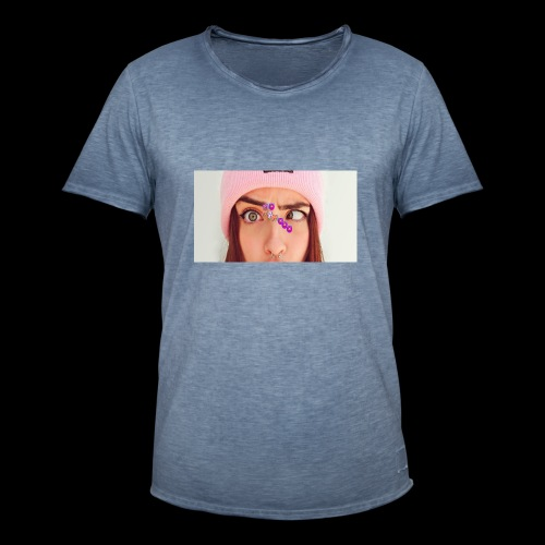no mamooo - Camiseta vintage hombre