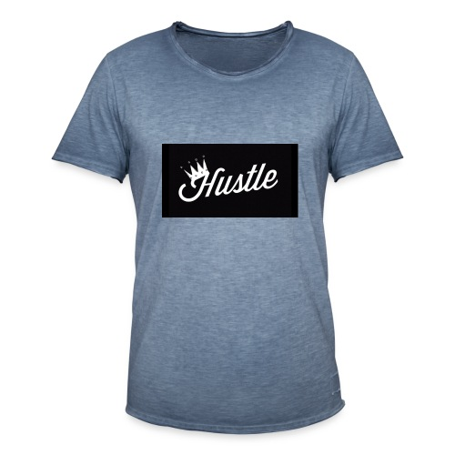 King Hustle - Men's Vintage T-Shirt