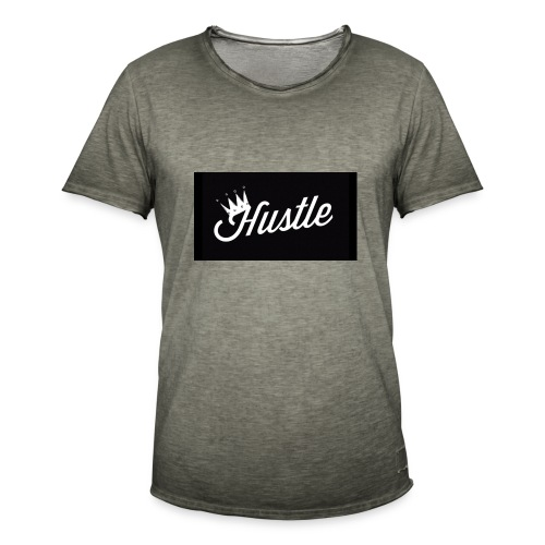 King Hustle - Men's Vintage T-Shirt