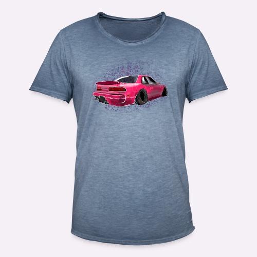 S13 Design S-châssis - T-shirt vintage Homme