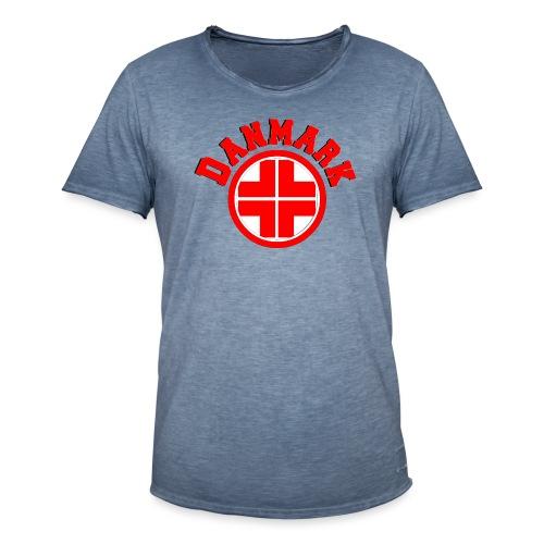 Denmark - Men's Vintage T-Shirt
