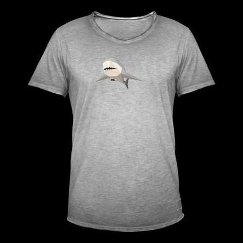SHARK COLLECTION - Maglietta vintage da uomo