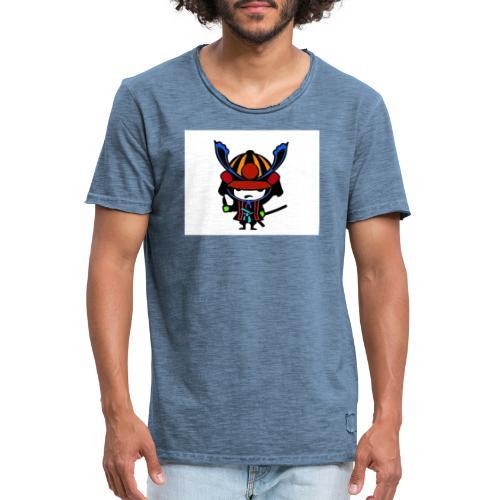 SAMURAJ - Vintage-T-shirt herr