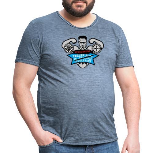AGM 2021 Logo FCKCORONA 210406 - Männer Vintage T-Shirt