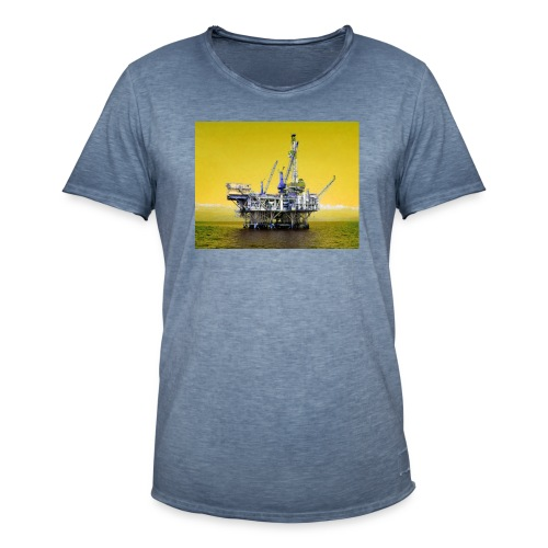 Off shore - Men's Vintage T-Shirt