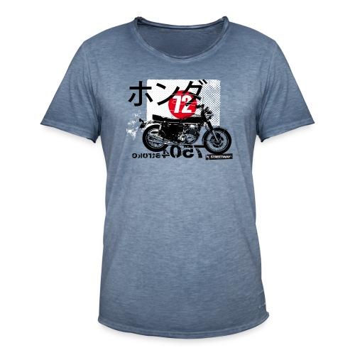 M064 - T-shirt vintage Homme