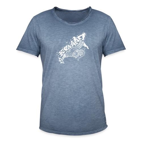 braaap w - Männer Vintage T-Shirt