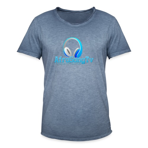 logo - Camiseta vintage hombre