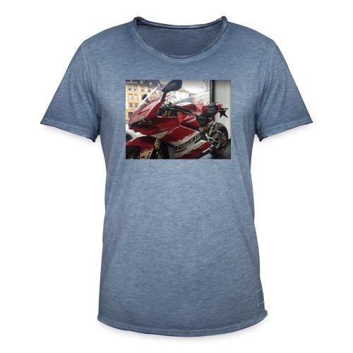Panigale 1299 Design - Männer Vintage T-Shirt