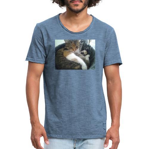 2014 12 08 14 28 49 1 - Männer Vintage T-Shirt